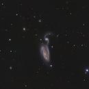 NGC5394/5395    ARP84,                                Michael Deyerler