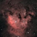 NGC7822 bicolor,                                M. Levens