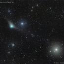 Comet C/2013 X1 PANSTARRS (May.11,2016),                                José J. Chambó