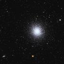 M13 Great Globular Cluster in Hercules,                                Gene