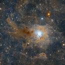The Iris Nebula,                                Ioan Popa