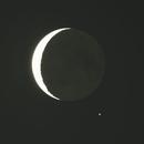 Moon-Aldebaran, July-10-2018,                                Steven Bellavia