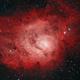 M8 Lagoon Nebula,                                Karoy Lorentey