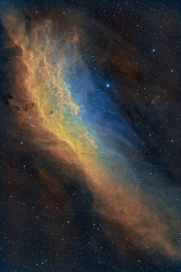 The California Nebula,                                Gabe Shaughnessy