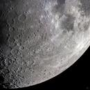 Lower part of my Moon Mosaic @ 61%,                                Björn Hoffmann
