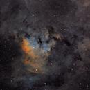 NGC 7822 - SHO,                                Thomas Richter