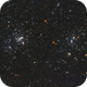 NGC884 NGC869 Perseus Double Cluster,                                Jerry Macon