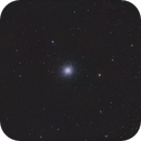 2019 - Spring - M13 - Ice Blue Jewels in the Northern Sky,                                Axel