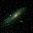 M31 Andromeda Galaxy,                                murray8144