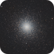 NGC 104 - 47 Tucanae Cluster,                                Guillermo Spiers