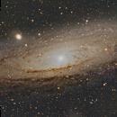 Andromeda Close Up,                                BobbyVasile