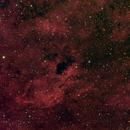 Barnard 343,                                Jacek Bobowik