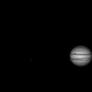 Jupiter et l'ombre de Io,                                Gkar