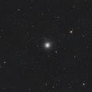 M3 globular cluster - LRGB,                                Jonas Illner