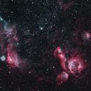 NGC 1955 et al (HOO),                                Todd