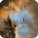 A Cluster and its Nebula (IC 1590 and NGC 281),                                Guillermo Gonzalez