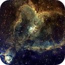 Heart Nebula SHO,                                dts350z