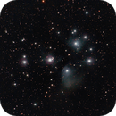 M45 Plejades,                                Roland Schliessus
