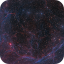 Supernova remnant CTA 1 in HaOiiiRGB,                                Rick Stevenson