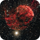 IC443 - The Jellyfish Nebula - OSC,                                Almos Balasi