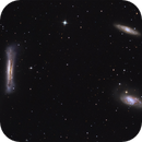 Leo Triplet (M65, M66, and NGC 3628),                                geethq