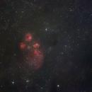NGC 6357, NGC 6334,                                Máximo Bustamante