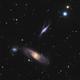 Arp 286, Ngc 5566, Ngc 5569, Ngc 5560,                                astromat89