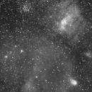 Bubble Nebula Region,                                Mike Miller