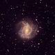 Messier 83,                                Marc Silva