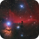 IC 434 and Horsehead,                                Hakan Midik