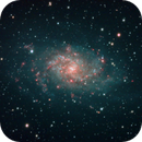 M 33 - Triangulum Galaxy in HaRGB,                                Crazy Owl Photogr...