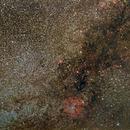 IC 1396 - Cepheus - Lacerta Region at 50 mm,                                Manuel