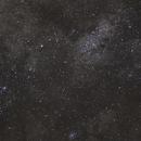 Lagoon, Trifid and Omega Nebula,                                GlaucoH