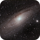 M31. The Andromeda Galaxy.,                                mads0100