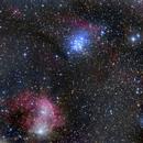 Gabriela Mistral Nebula and the Pendant,                                Geoff