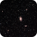 Messier 81 + 82,                                AC1000