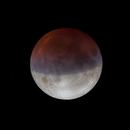 Partial Lunar Eclipse - July 16 2019,                                Robert Eder