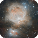 M42 - From light polluted zone.,                                Joan Riu