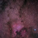 Deneb Area,                                voidcast