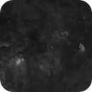 14 panel mosaic in Ha along the centre of the Milky Way,                                Colin