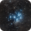 The Pleiades,                                Christoph Wetter