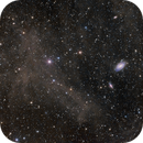 M81-82 galaxies and surrounding,                                Amir H. Abolfath