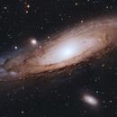 M31 Andromeda Galaxy,                                Jakub Kamiński