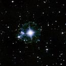 Cats Eye Nebula NGC 6543,                                Jaysastrobin