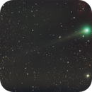 Comet Jaques (C/2014 E2) at the Cone Nebula,                                Carsten Jacobs
