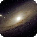 M31 - My first attempt on this object ever!,                                Patrick Cosgrove