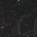 Darkshark( VdB 149,150 LDN 1235) and Wolf´ s Cave (VdB 152, Ced201, Barnard 175),                                Niko Geisriegler