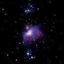 M42 - Orion Nebula,                                Brian Minsky