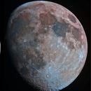 Narrowband Moon #2,                                Edoardo Luca Radi...