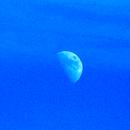 Moon at daylight,                                nonsens2